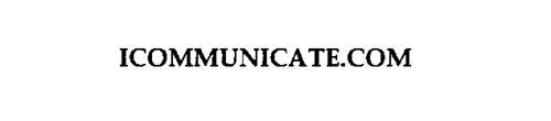 ICOMMUNICATE.COM