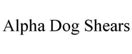 ALPHA DOG SHEARS