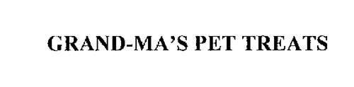 GRAND-MA'S PET TREATS