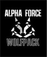 ALPHA FORCE WOLFPACK