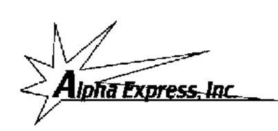 ALPHA EXPRESS, INC.