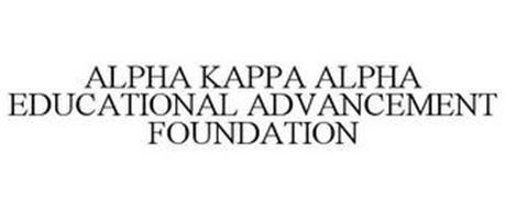 ALPHA KAPPA ALPHA EDUCATIONAL ADVANCEMENT FOUNDATION