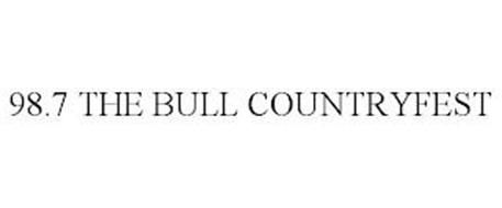 98.7 THE BULL COUNTRYFEST