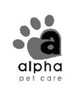 A ALPHA PET CARE