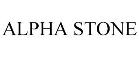 ALPHA STONE