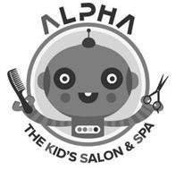 ALPHA THE KID'S SALON & SPA