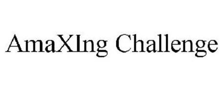 AMAXING CHALLENGE