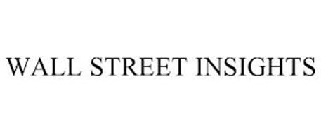 WALL STREET INSIGHTS