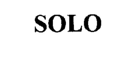 SOLO Trademark of ALPHATEC SPINE, INC  Serial Number