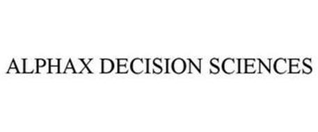 ALPHAX DECISION SCIENCES