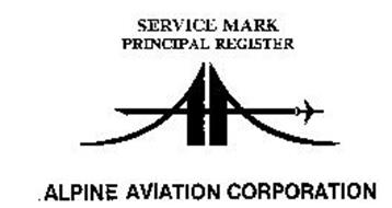 AA ALPINE AVIATION CORPORATION
