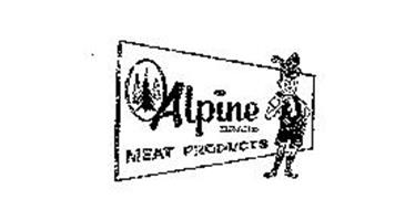 ALPINE BRAND MEAT PRODUCTS