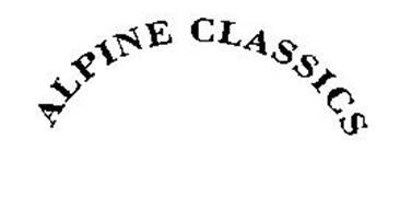ALPINE CLASSICS