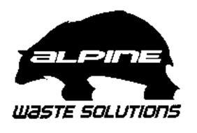 ALPINE WASTE SOLUTIONS