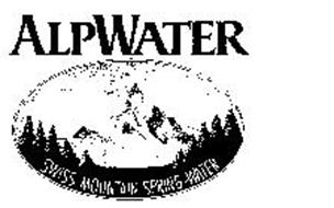 ALPWATER SWISS MOUNTAIN SPRING-WATER