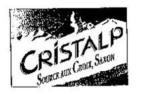 CRISTALP SOURCE AUX CROIX, SAXON