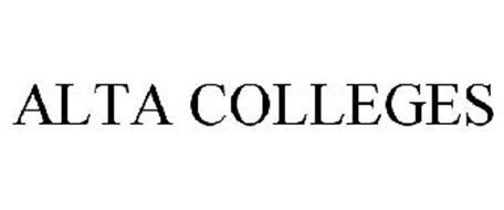 ALTA COLLEGES