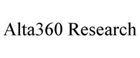 ALTA360 RESEARCH