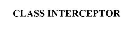 CLASS INTERCEPTOR