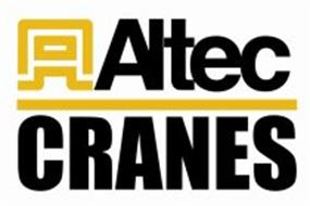 a altec cranes trademark of altec industries inc serial