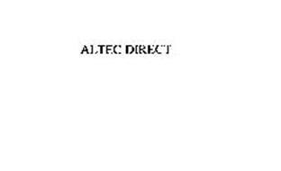 ALTEC DIRECT