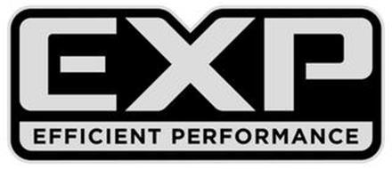 EXP EFFICIENT PERFORMANCE