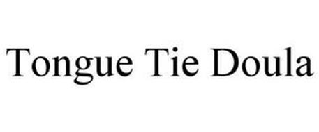 TONGUE TIE DOULA