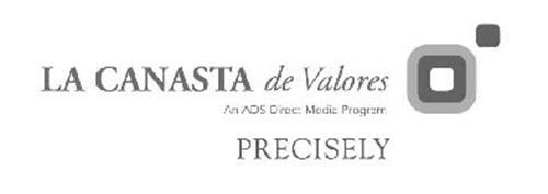 LA CANASTA DE VALORES AN ADS DIRECT MEDIA PROGRAM PRECISELY