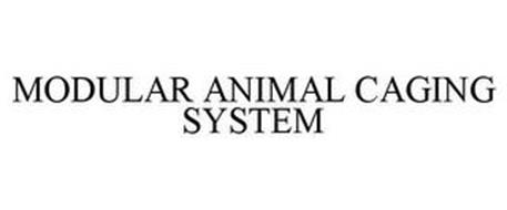 MODULAR ANIMAL CAGING SYSTEM