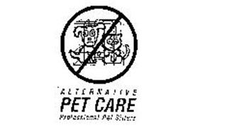 ALTERNATIVE PET CARE PROFESSIONAL PET SITTERS