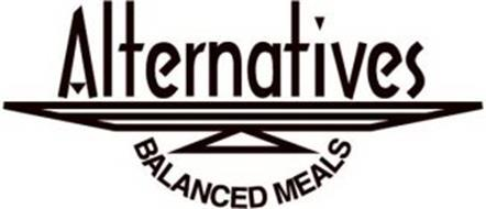 ALTERNATIVES BALANCED MEALS