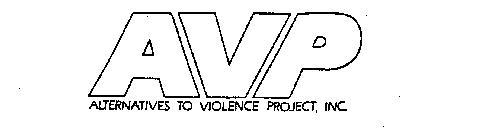 AVP ALTERNATIVES TO VIOLENCE PROJECT, INC.