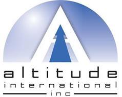 A ALTITUDE INTERNATIONAL INC
