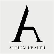 A ALTIUM HEALTH