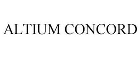 ALTIUM CONCORD