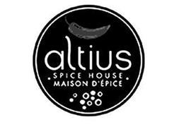 ALTIUS SPICE HOUSE MAISON D'ÉPICE