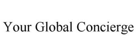 YOUR GLOBAL CONCIERGE