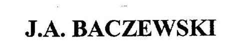 J.A. BACZEWSKI