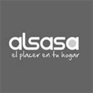ALSASA EL PLACER EN TU HOGAR