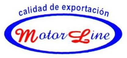 MOTOR LINE CALIDAD DE EXPORTACIÓN