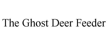 THE GHOST DEER FEEDER