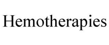 HEMOTHERAPIES