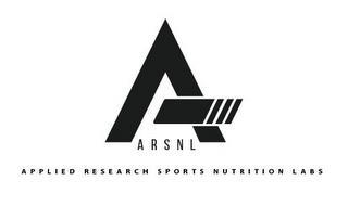 ARSNL APPLIED RESEARCH SPORTS NUTRITION LABS