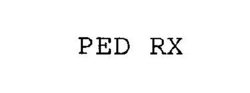 PED RX