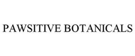 PAWSITIVE BOTANICALS