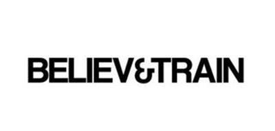 BELIEVE&TRAIN
