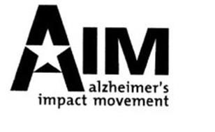 AIM ALZHEIMER'S IMPACT MOVEMENT