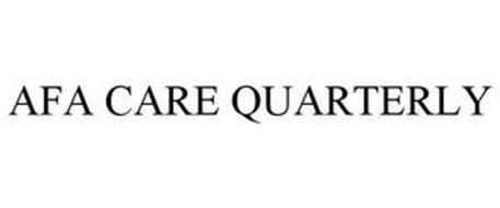 AFA CARE QUARTERLY