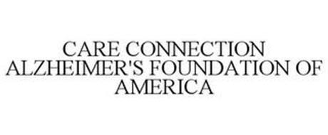 CARE CONNECTION ALZHEIMER'S FOUNDATION OF AMERICA