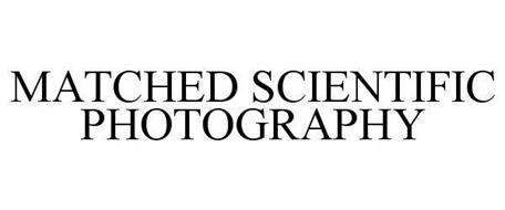 MATCHED SCIENTIFIC PHOTOGRAPHY